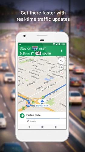 Google地图app1