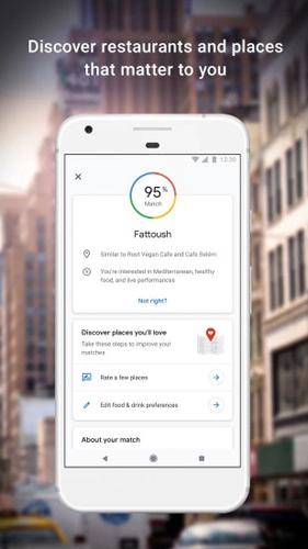 Google地图app2