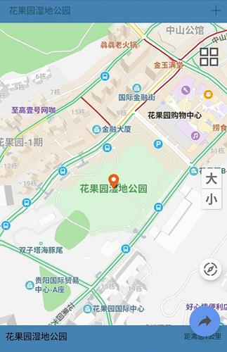 导航卫星地图app图片