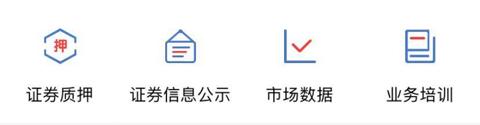 中国结算app怎么查询