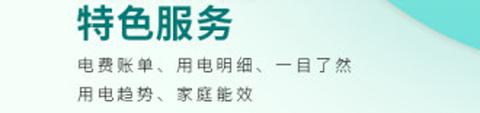 国家电网网上营业厅app功能介绍